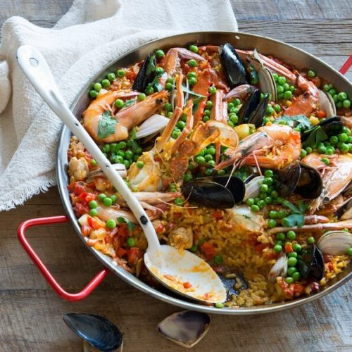 paella-rice